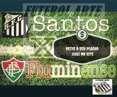 Amanhã é dia de Santos, e vai ser contra o Fluminense, acesse aqui http://santosfutebolarte.omb10.com/SantosFutebolArte/placar-de-santos-x-fluminense e deixe o seu placar para mais esse desafio Santista... Participe!
