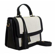 Bolsas Couro Exclusivas : Bolsa de couro Doll Lina Lie