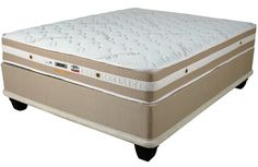 Bed Free Base, King Bedding Sets, Mattress Springs, King Beds, Bamboo, Sleep, Cool Stuff, Bedroom, Fabric
