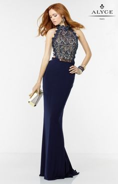 Alyce Paris and gowns for your next formal wear event available online at The Castle. All Alyce Paris are 100% authentic, and we ship to all 50 states.