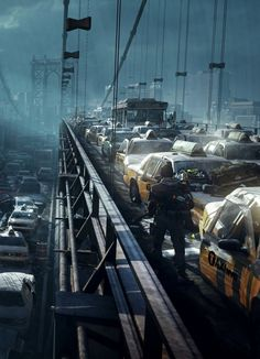 The Division, by Ryan HawkinsMore concept art here. http://rhubarbes.com/search/concept+art