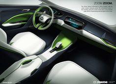 """WARDS Automotive // Mazda """"Islands of Luxury"""" on Behance"""