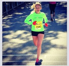 Charleston Marathon where I have been the official pacer--paced two sub four hour marathons