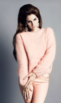 Lana Del Rey Moda de otoño2012