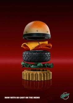 Very cool burger