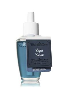 Capri Citron Wallflowers Fragrance Refill - Bath And Body Works