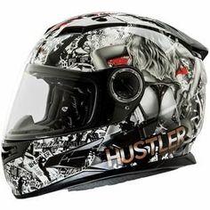 Rockhard Hustler Volume 2 Helmet - Hustler