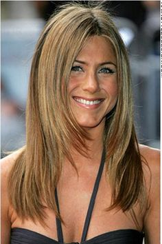 Jennifer Aniston-- Next hair cut!