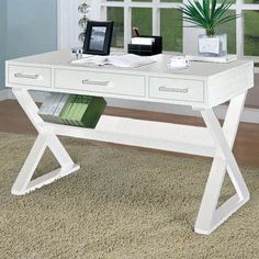 Modern Writing Desk With Drawers. 25 Ways To Use An Antique Desk In Your Interior DigsDigs. Furniture: Modern Computer Desk Walmart For Elegant Office . Home and Family Small Office, Home Office, Office Desk, Office Furniture, Furniture Movers, Bathroom Furniture, Furniture Design, Writing Desk With Drawers, Wood Writing Desk