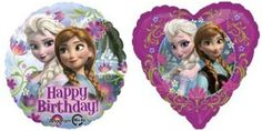 36 Disney Frozen Mylar Balloons Wholesale Gift Store Florist Pack #Disney #BirthdayChild