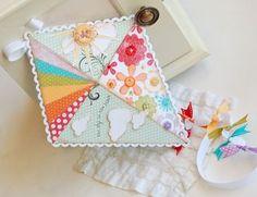 Cometas – Kite for kids Scrapbook Paper Crafts, Scrapbook Cards, Kite Party, Karten Diy, Polka Dot Paper, Shaped Cards, Scrapbook Embellishments, Kids Cards, Creative Cards