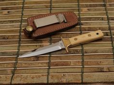 Kershaw Trooper – And other Hattori Daggers – The Hattori Collector Tactical Survival, Tactical Knives, Boot Knife, Trench Knife, Neck Knife, Kydex Sheath, Specialty Knives, Vintage Boots, Fixed Blade Knife