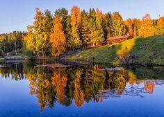 Wow!  Lillehammer, Norway - photo by Anne Marit Eide