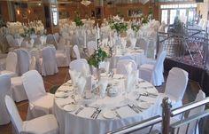 July Wedding Abbey Hotel Wedding Brochure, July Wedding, Table Settings, Weddings, Table Decorations, Home Decor, Decoration Home, Room Decor, Wedding