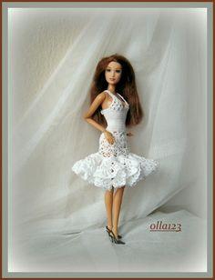 Blog o Barbie Fashionistas firmy Mattel, próbach tworzenia dla nich ubrań oraz o sztuce fotografii: Mała, piegowata Gillian...