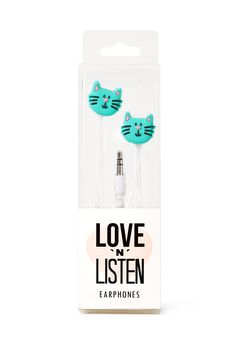 Cool Cat Headphones | FOREVER21 #Tech #Accessories #Meow