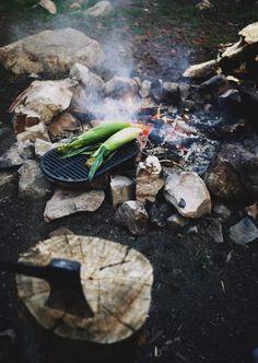 dirtlegends: Camp fire corn roast. http://vsco.co/scottchanninghall