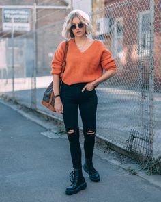 Orange is the new black - Lian Galliard