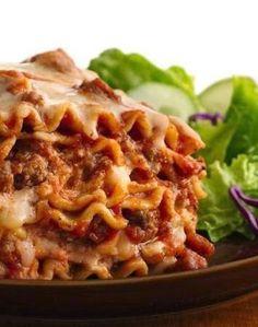 Slow-Cooker Lasagna   Sweet Recipes