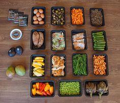 Buffet Style Meal Prep for Spring | BeachbodyBlog.com