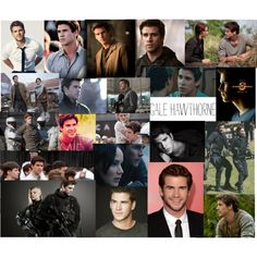 """""""Gale Hawthorne Collage"""" by pet387 on Polyvore"""