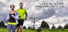 FlipBelt – Fitness Running Belt for Phones & Accessories