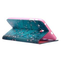 Leather Case, Pu Leather, Leather Wallet, Us Cellular, Plum Flowers, What Happens When You, New Blue, Leather Material, Retail Packaging