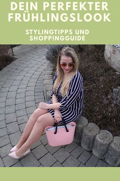 Einfache Tipps und alle Links zum Nachshoppen. 3 Teile-ein perfektes Outfit für den Frühling Pumps, Love Fashion, Kate Spade, German, Blog, Life, Types Of Shoes, Athletic Outfits, Styling Tips