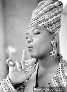 Queen Latifah (Rapper's Delight Series)