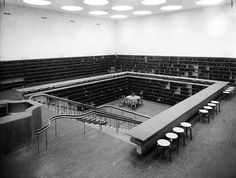 viipuri library in vyborg, by alvar aalto, 1935