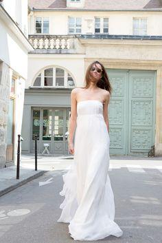 Parisian Urban Bride