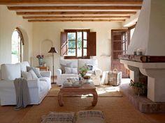 Una casa a Maiorca cullata dal mare   Shabby Chic Mania by Grazia Maiolino
