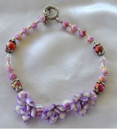 Picture of Little Cowgirls Chunky Necklace