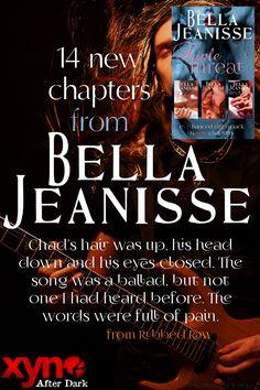 RELEASE BLITZ:Triple Threat (eXXXhanced Three Pack) by Bella Jeanisse - #RockstarAlert - iScream Books