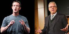 Glenn Beck and Mark Zuckerberg to Meet Over Facebook's Alleged Political Bias  http://cherryocean.com