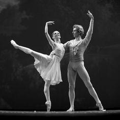 Evgenia Obraztsova & Semen Chudin  G. Balanchin «Classic pas de deux» / Dance Open 2012  DanceOpen Evgenia Obraztsova & Semen Chudin