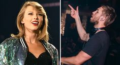 Calvin Harris on what it's like to date Taylor Swift (and her secret talent...!)