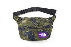 The North Face Purple Label – Camouflage Print Bag Collection