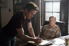 The Judge, a drama that stars Robert Downey, Jr. as a lawyer who returns home to defend his father (Robert Duvall) Robert Duvall, Robert Downey Jr, Village Roadshow Pictures, Vera Farmiga, Drama, Civil Rights Leaders, About Time Movie, Actors, Quote Posters