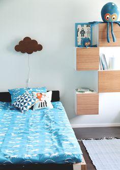 pojan huone dekotalo hunajaista asuntomessut 2013