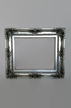 2008 Frame Mirror Finish: Your choice Exterior Measures: 28w x 32 h x 2.5 d x 5 (frame wide) Interior open measures: 20 x 24 (for glass, mirror or picture)  This would look amazing as an empty frame on the wall as part of your decor, or add a large art piece to it, or a mirror.  This beautiful frame is made after the purchase takes 2 weeks to get ready, hand painted, a lightweight material , is made of high density Polyurethane, this material is of great durability.  Note: not include…