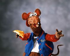 Bubba the Rat is a Muppet character who first appeared in the movie Muppets from Space. Description from quazoo.com. I searched for this on bing.com/images