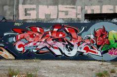 Graffiti Art/Murals omsk