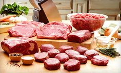 Groupon - Meat Combos with Free Shipping from MeatHub (Up to 57% Off), Holiday Meals Available in Online Deal. Groupon deal price: $49.00