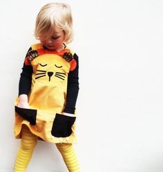 lion girls dress 6m6y by wildthingsdresses on Etsy, 60.00