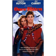 ONCE BITTEN with jim Carrey & Lauren Hutton, VHS Listing in the Other,Comedies,VHS,Movies & DVD Category on eBid United States | 137709160