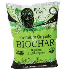 Premium Organic BioChar