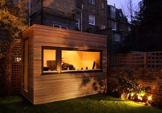 Bespoke Garden Studios  The WorkPod