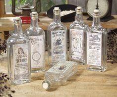 26198 - Remedies Bottles