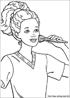 barbie colouring in pages printable. You can ask all girls in the world, who doesn't know Barbie? The answer will be only one, no one. No girl doesn't know Barbie. Barbie is a representat. Ballerina Coloring Pages, Beach Coloring Pages, Dolphin Coloring Pages, Puppy Coloring Pages, Barbie Coloring Pages, Easter Coloring Pages, Cartoon Coloring Pages, Christmas Coloring Pages, Coloring Pages For Kids